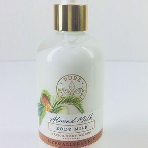 BBW Pure Simplicity Almond Body Milk